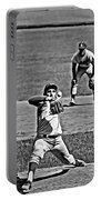 Sandy Koufax Painting Portable Battery Charger