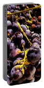Sangiovese Grapes Portable Battery Charger