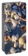 Sanibel Island Shells 1 Portable Battery Charger