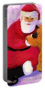 Santa Baby Portable Battery Charger