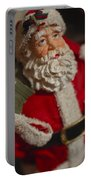 Santa Claus - Antique Ornament - 02 Portable Battery Charger