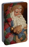 Santa Claus - Antique Ornament - 03 Portable Battery Charger