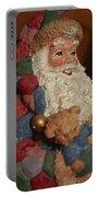 Santa Claus - Antique Ornament - 03 Portable Battery Charger