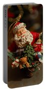 Santa Claus - Antique Ornament - 04 Portable Battery Charger