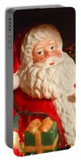 Santa Claus - Antique Ornament - 13 Portable Battery Charger