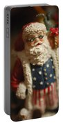 Santa Claus - Antique Ornament - 15 Portable Battery Charger