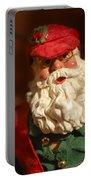 Santa Claus - Antique Ornament - 16 Portable Battery Charger