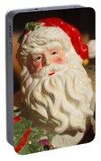 Santa Claus - Antique Ornament - 19 Portable Battery Charger