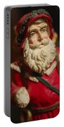 Santa Claus - Antique Ornament - 21 Portable Battery Charger
