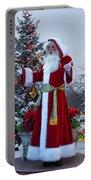 Santa Claus Portable Battery Charger