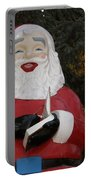 Santa Clause Portable Battery Charger