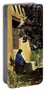 Santa Fe Afternoon - New Mexico Portable Battery Charger