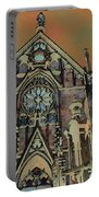 Santa Fe Cathedral Portable Battery Charger