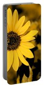 Santa Fe Sunflower 1 Portable Battery Charger