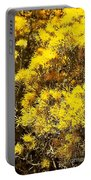 Santa Fe Yellow Portable Battery Charger