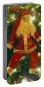 Santa Got Hung Up Portable Battery Charger