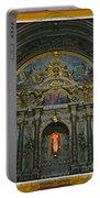 Santa Maria Church In Assisi Italy Portable Battery Charger