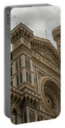 Santa Maria Del Fiore - Florence - Italy Portable Battery Charger