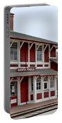Santa Paula Station Portable Battery Charger