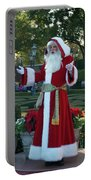 Santa Walt Disney World Portable Battery Charger