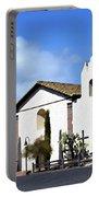 Santa Ynez Mission Solvang California Portable Battery Charger