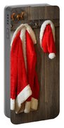 Santa's Coat Portable Battery Charger