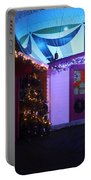 Santa's Grotto In The Winter Gardens Bournemouth Portable Battery Charger