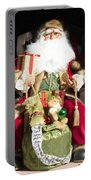 Santa's List Two Portable Battery Charger