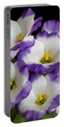 Sapphire Bluechip Lisianthus Portable Battery Charger