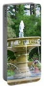 Sarah Lee Baker Perennial Garden 6 Portable Battery Charger
