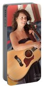 Sarah Lee Guthrie Portable Battery Charger