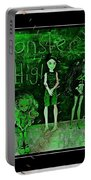 Sarah's Monster High Collection Frankenstein Effect Portable Battery Charger