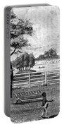 Saratoga, New York, 1794 Portable Battery Charger