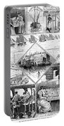 Sardine Fishery, 1880 Portable Battery Charger