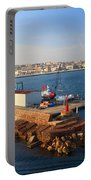 Sardinia - Porto Torres Portable Battery Charger