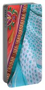 Saree In The Market Portable Battery Charger
