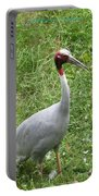 Sarus Crane Portable Battery Charger