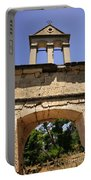 Sassia Monastery Bell Tower Portable Battery Charger