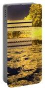 Saucks Bridge - Pond Portable Battery Charger