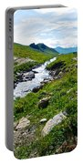Savage River From Savage River Trail In Denali Np-ak    Portable Battery Charger