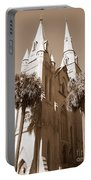 Savannah Sepia - Methodist Church Portable Battery Charger