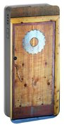 Sawmill Door Portable Battery Charger