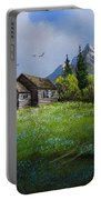 Sawtooth Mountain Homestead Portable Battery Charger