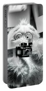 Say Abominable Portable Battery Charger by Scott Wyatt