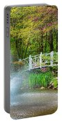 Sayen Garden Impression Portable Battery Charger