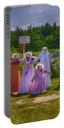 Scarecrow Wedding Portable Battery Charger