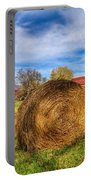 Scarecrow's Dream Portable Battery Charger by Debra and Dave Vanderlaan