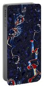 Scattered Thoughts Portable Battery Charger