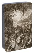 Scene Of Hell, 1731 Portable Battery Charger