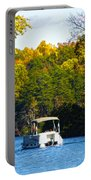 Scenic Autumn Viewing Portable Battery Charger